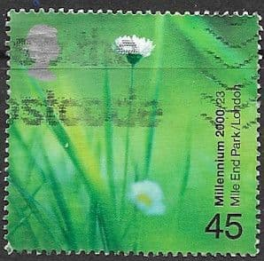 Great Britain 2000 Millennium Projects People and Places SG 2150 Fine Used