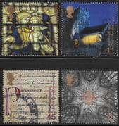 Great Britain 2000 Millennium Projects Spirit and Faith Set Fine Used