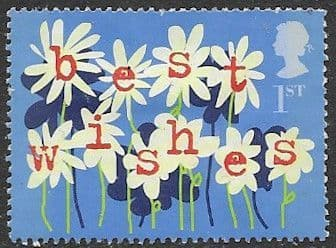 Great Britain 2002 Greetings Stamps SG 2264 Fine Used