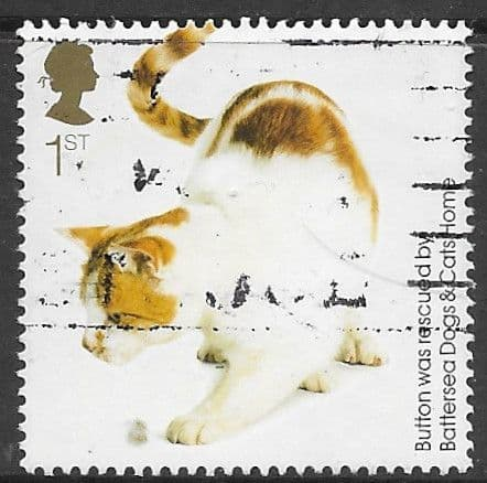 Great Britain 2010 Anniversary of Battersea Dogs and Cats Home SG 3037 Fine Used