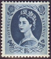 Great Britain Queen Elizabeth Pre Decimals 1952 - 1970