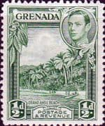 Grenada 1938 King George VI SG 153 Fine Mint