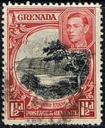 Grenada 1938 King George VI SG 155 Fine Used