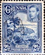 Grenada 1938 King George VI SG 157 Fine Used