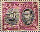 Grenada 1938 King George VI SG 159 Fine Used