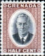 Grenada 1951 King George VI SG 172 Fine Mint