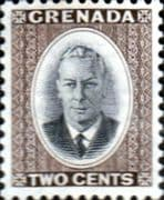 Grenada 1951 King George VI SG 174 Fine Mint