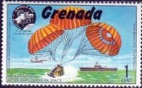 Grenada 1971 Apollo Moon Exploration SG 455 Fine Mint