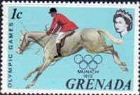 Grenada 1972 Olympic Games SG 523 Fine Mint