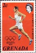 Grenada 1972 Olympic Games SG 524 Fine Mint