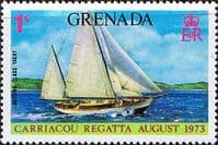 Grenada 1973 Carriacou Regatta SG 566 Fine Mint