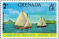 Grenada 1973 Carriacou Regatta SG 567 Fine Mint