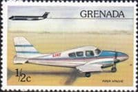 Grenada 1976 Airplanes SG 818 Fine Mint
