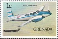 Grenada 1976 Airplanes SG 819 Fine Mint