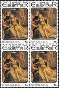 Grenada 1976 Easter SG 778 Fine Mint Block of 4