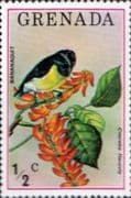 Grenada 1976 Flora and Fauna SG 761 Fine Mint