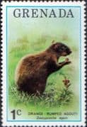Grenada 1976 Flora and Fauna SG 762 Fine Mint