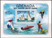 Grenada 1977 Easter Miniature Sheet Fine Used