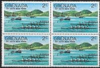 Grenada 1977 Easter SG 869 Fine Mint Block of 4