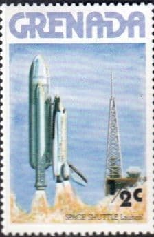 Grenada 1978 Space Shuttle SG 915 Fine Mint