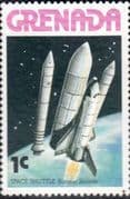 Grenada 1978 Space Shuttle SG 916 Fine Mint