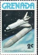 Grenada 1978 Space Shuttle SG 917 Fine Mint