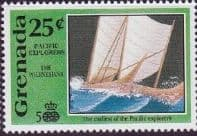 Grenada 1991  Columbus. History of Exploration SG 2224 Fine Mint
