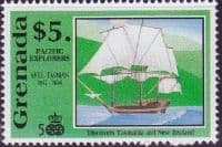 Grenada 1991  Columbus. History of Exploration SG 2229 Fine Mint