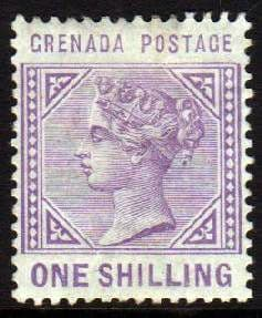Grenada Early Stamp Issues