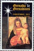 Grenada Grenadines 1977 Christmas SG 232 Fine Mint