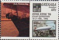 Grenada Grenadines 1994 Stamp Exhibitiont SG 1749 Fine Mint