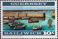 Guernsey 1969 SG 27a View of Alderney Fine Mint