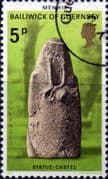 Guernsey 1977 Prehistoric Monuments SG 153 Fine Used
