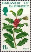 Guernsey 1978 Christmas and Plants SG 175 Fine Mint