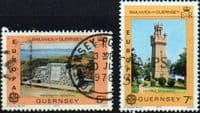 Guernsey 1978 Europa Set Fine Used