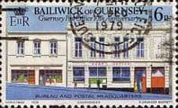 Guernsey 1979 Christmas and 10th Anniv of Guernsey Postal Administration SG 207 Fine Used