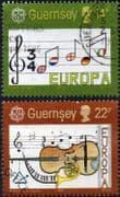 Guernsey 1985 Europa Set Fine Used