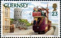 Guernsey 1992 Trams SG 589 Fine Used