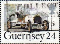 Guernsey 1994 First Car  SG 640 Fine Used