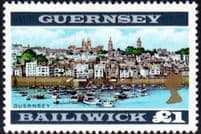 Guernsey Pre Decimal Stamp Issues