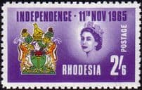 Independent Rhodesia 1965 - 1978