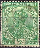 India 1926 King George V SG 202 Fine Used