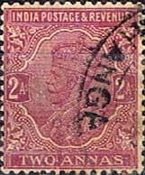 India 1926 King George V SG 205 Fine Used