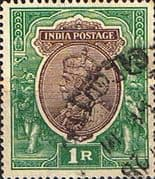 India 1926 King George V SG 214 Fine Used