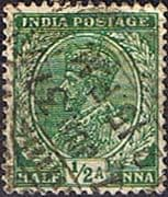 India 1932 King George V  SG 232 Fine Used