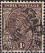 India 1932 King George V  SG 234 Fine Used