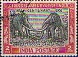 India 1951 SG 334 Centenary of Geological Survey Fine Used