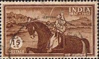 India 1957 SG 386 Indian Mutiny Centenary Fine Used