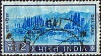 India 1965 SG 518 Dal Lake Kashmir Fine Used