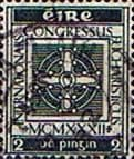 Ireland 1932 Eucharistic Congress SG 94 Fine Used